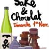 Salons du chocolat et du saké