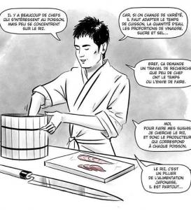 L'art du sushi