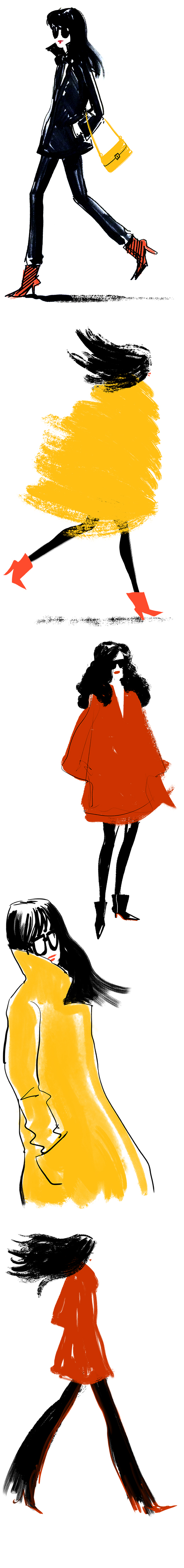 illustration-paris-fashion-week-2016
