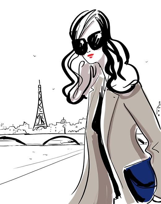 parisienne-tour-eiffel-seine-quai