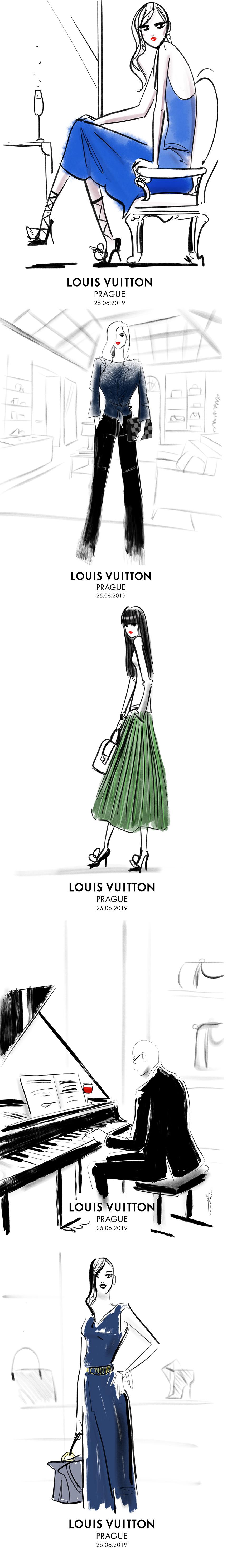 louis-vuitton-live-illustration-prague